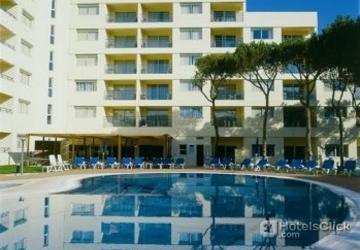 Luna Aparthotel Alpinus: Outdoor Swimmingpool ALBUFEIRA - ALGARVE