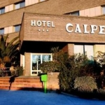 Hotel CIUDAD DE ALCANIZ: