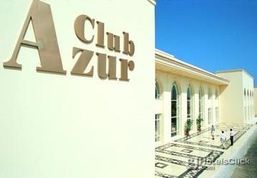 الجزائر hotel-club-azur-cham