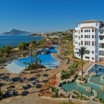 Hotel SH MELIA VILLA GADEA BEACH: