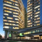Hotel HOLIDAY INN AMSTERDAM ARENA TOWERS: