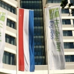 Hotel HOLIDAY INN EXPRESS AMSTERDAM ARENA TOWERS: