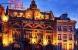 Fassade: Hotel DIE PORT VAN CLEVE Bezirk: Amsterdam Niederlande