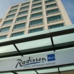 Hotel RADISSON BLU HOTEL AMSTERDAM AIRPORT: