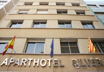 Fotografie aparthotel silver barcellona spagna foto for Aparthotel barcellona