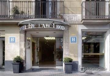 Photos hotel arc la rambla barcelona spain photos for Las ramblas hotel barcelona