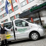 Hotel HOLIDAY INN BERLIN CITY WEST: