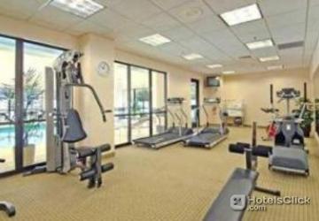 Hotel Hilton Garden Inn Boston Waltham Gym
