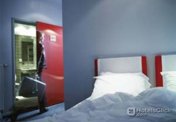 Monty small design hotel brussels belgium book special for Design hotel belgien