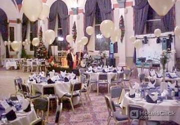 Palace Hotel Buxton Restaurant
