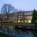 Hôtel DOUBLETREE BY HILTON CAMBRIDGE: