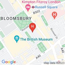 Mappa LONSDALE