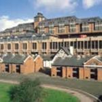 Hotel CROWNE PLAZA CHESTER: 