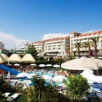 Hotel TRENDY HOTELS ASPENDOS BEACH: