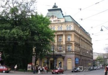 Foto Esterno Hotel Royal CRACOVIA