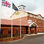 Hotel EXPRESS BY HOLIDAY INN  EAST MIDLANDS AIRPORT: