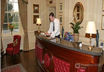 Hotel Lockerbie Manor Dumfries United Kingdom Book