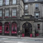 Hotel BLUE RAINBOW APARTHOTEL EDINBURGH ROYAL GARDEN: