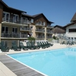 Hotel Zenitude Hotel & Residence Les Terrasses du Lac: