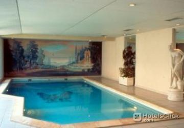 Photos hotel grand de l 39 aigle noir fontainebleau france for Piscine fontainebleau
