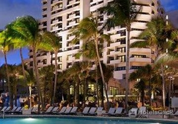 Hotel Harbor Beach Marriott Resort & Spa Fort Lauderdale ...