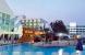 Piscina Esterna: Hotel CARBONA Zona: Heviz Ungheria