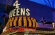 Exterior: FOUR QUEENS HOTEL & CASINO Zone: Las Vegas (Nv) United States