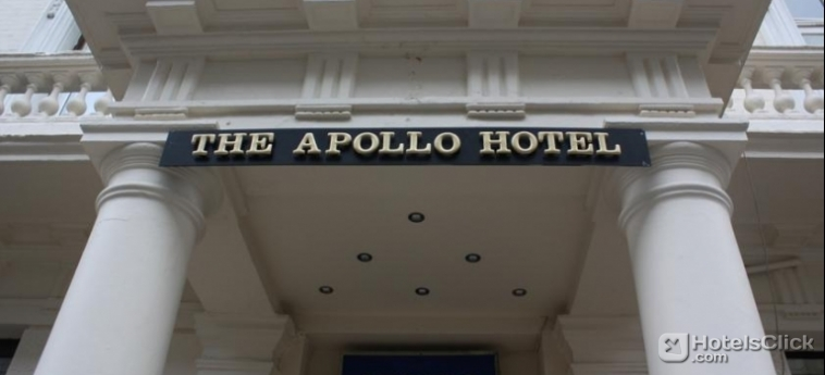 hotel apollo london united kingdom book special offers
