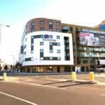 Hotel TRAVELODGE LONDON GREENWICH: