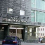 Hotel HUSA PUERTA DE SAN PEDRO: 
