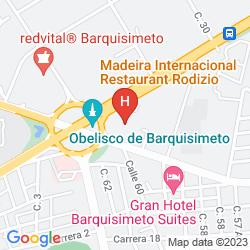 Mappa EL OBELISCO