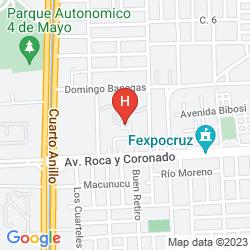 Mappa BUGANVILLAS