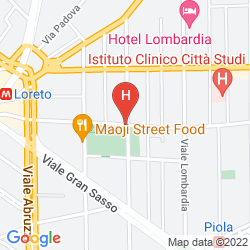 Mappa FLORENCE