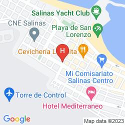 Mappa BARCELO COLON MIRAMAR