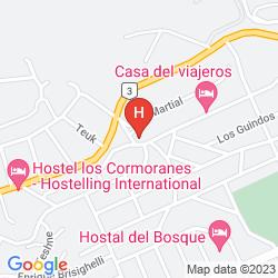Mappa LAS HAYAS