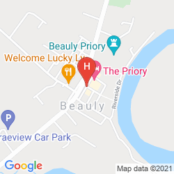 Mappa THE PRIORY