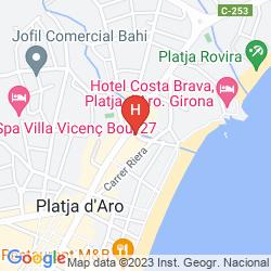 Mappa ROSA PARK