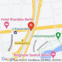 Mappa APART CITY