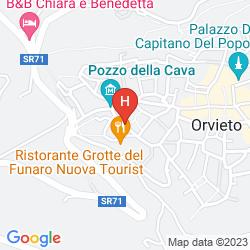 Mappa PALAZZO PICCOLOMINI