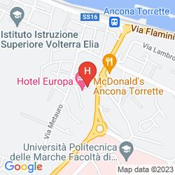Hotel Vicino Ospedale Torrette Di Ancona
