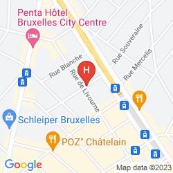 Mappa AGENDA LOUISE