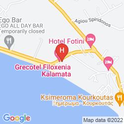 Mappa E-FILOXENIA KALAMATA
