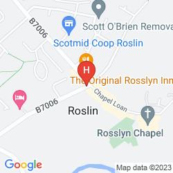 Map THE ROSLIN GLEN