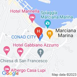 Map LA PRIMULA