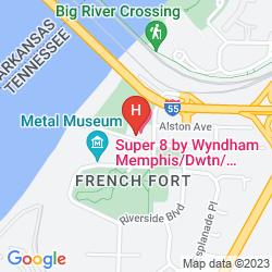 Hotel Super 8 Memphis Dntn Graceland Memphis Tn United