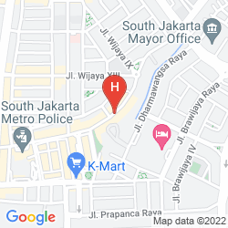Map AMARIS PANGLIMA POLIM