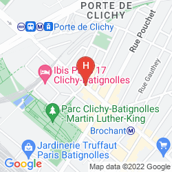 Hotel ibis berthier porte de clichy paris france book special offers zone 17 arrondissement - Theatre berthier porte de clichy ...