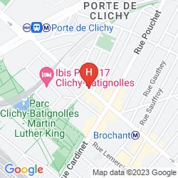 Hotel ibis berthier porte de clichy paris france book special offers zone 17 arrondissement - Porte de clichy restaurant ...