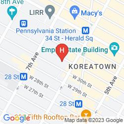 Hotel Hampton Inn Manhattan  Madison Square Garden Area