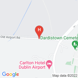 Map CARLTON HOTEL DUBLIN AIRPORT
